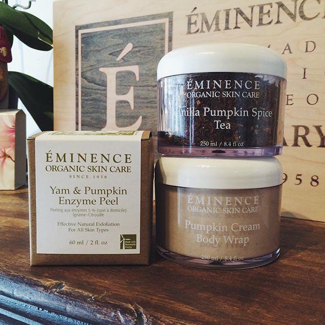Eminence Pumpkin Spice Wrap